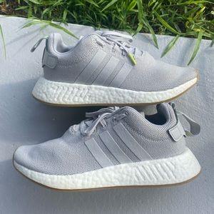 Adidas Mens NMD R_2  Size 7.5 Running Shoe